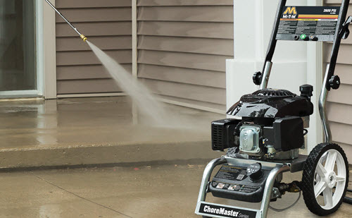 What You Can and Cannot Pressure Wash