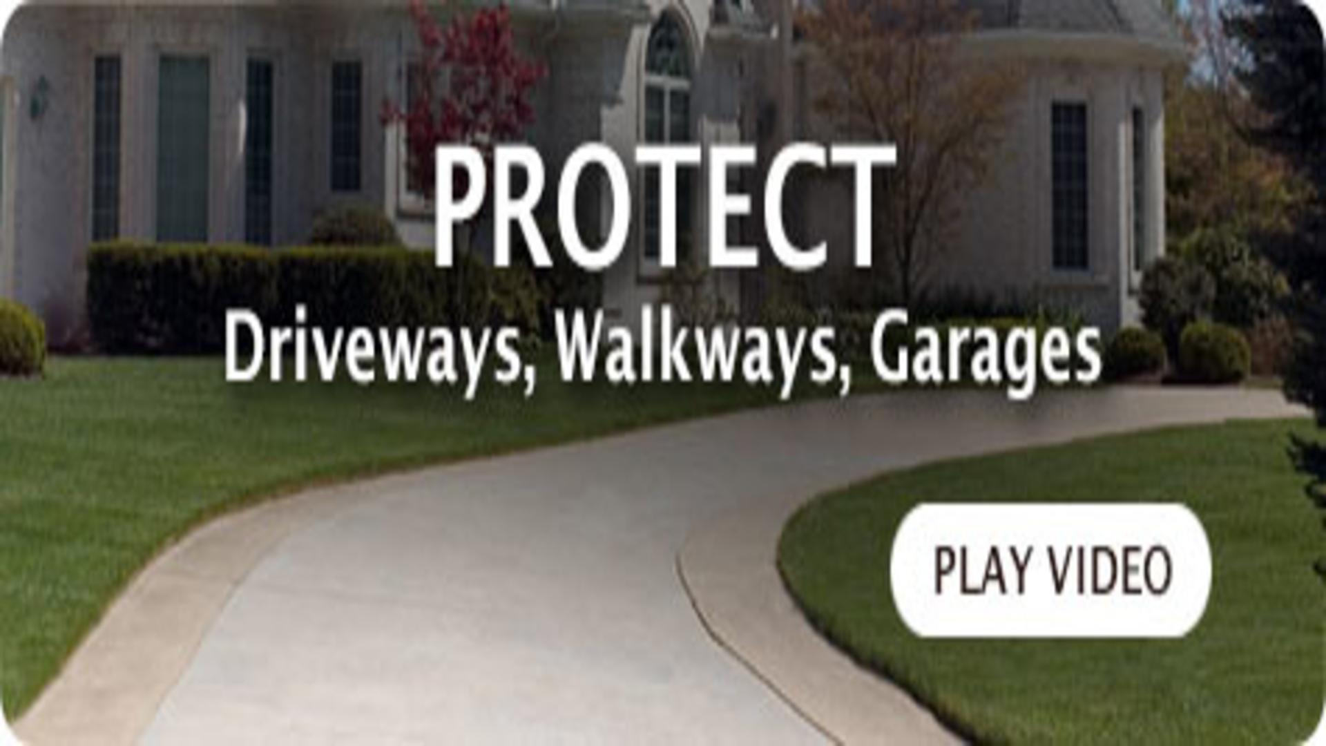 ChemMasters Protects Driveways, Walkways and Garages