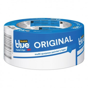 3M ScotchBlue Painter's Tape for Multi-Surfaces, 1-Inch by 60-Yard