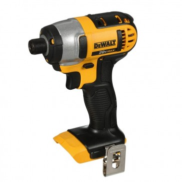 DeWalt 20V MAX Cordless Lithium-Ion 1/4 in. Impact Driver (Tool Only)