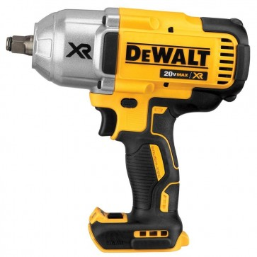 DeWalt 20V MAX XR Cordless Lithium-Ion 1/2 in. Brushless Hog Ring Impact Wrench (Tool Only)