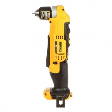 DeWalt 20V MAX Cordless Lithium-Ion 3/8 in. Right Angle Drill Driver (Bare Tool)