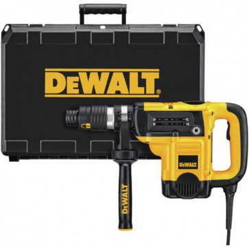 "DeWalt 1-9/16"" Spline Combination Hammer Kit"
