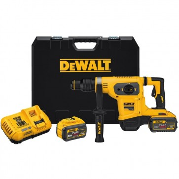 DeWalt 60V Cordless Lithium-Ion 1-9/16 in. SDS MAX Combination Hammer Kit