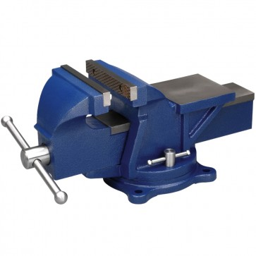 """Wilton General Purpose 6"""" Jaw Bench Vise with Swivel Base"""