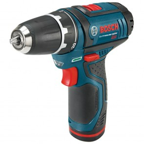"Bosch 12V MAX 3/8"" Drill Driver Kit W/ 2 (2.0 Ah) Batteries"