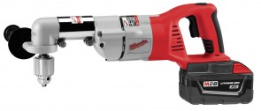 Milwaukee Cordless M28 Lithium-Ion 1/2 in. Right Angle Drill with Case