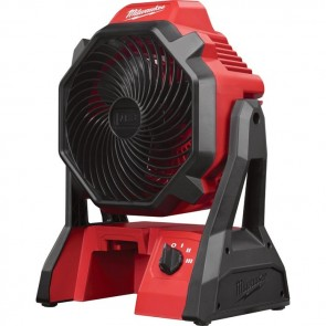 Milwaukee M18 Portable Jobsite Fan with AC Adapter (Bare Tool)