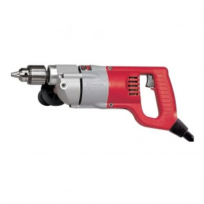 Milwaukee 1/2 in. D-Handle Drill, 0 - 500 RPM