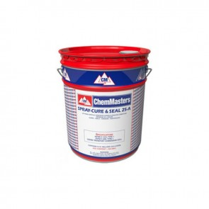 ChemMasters Spray Cure & Seal 25A 5 Gallon