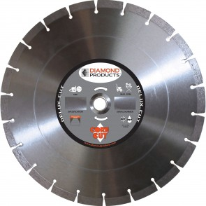 "Diamond Products 16"" x .125 Delux-Cut High Speed Diamond Blade"