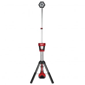 Milwaukee M18 Cordless Lithium-Ion TRUEVIEW LED Stand Light (Bare Tool)