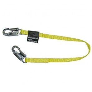 Honeywell Miller 6 ft. Web Lanyard w/2 Locking Snap Hooks