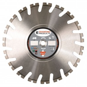 "Diamond Products 14"" x .125 Cut-ALL Multi-Purpose High Speed Ultimate Blade"