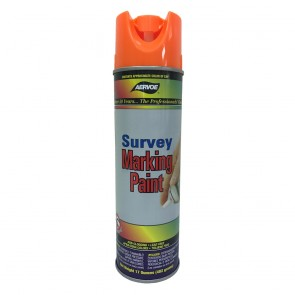 Aervoe Florescent Orange Survey Marking Paint