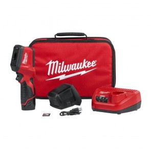 Milwaukee M12 1.5Ah Cordless Lithium-Ion 7.8KP Thermal Imager Kit