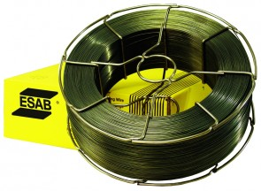 "ESAB .035"" E71T-1C Dual Shield 7100 Ultra® Gas Shielded Carbon Steel Tubular Welding Wire 10 lb Spool"