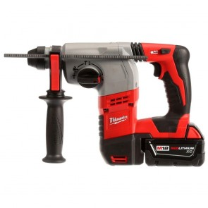 Milwaukee M18 Cordless Lithium-Ion 7/8 in. SDS Plus Rotary Hammer Kit