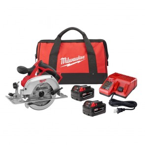 M18 Lithium-Ion Cordless 6-1/2 in. Circular Saw Kit