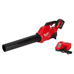 Milwaukee M18 Fuel Lithium-Ion Brushless Cordless Handheld Blower Kit 9.0 Ah