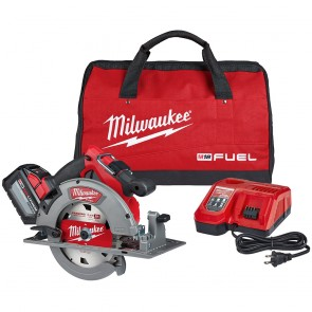 "Milwaukee M18 FUEL™ 7-1/4"" Circular Saw Kit"