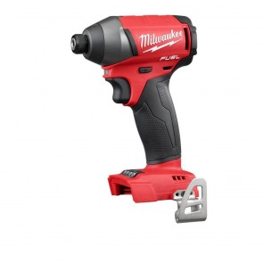 Milwaukee M18 FUEL Cordless Lithium-Ion 1/4 in. Impact Driver (Bare Tool