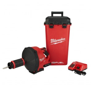 Milwaukee M18 FUEL™ Drain Snake w/ CABLE DRIVE™ Kit A