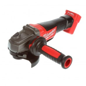 Milwaukee M18 FUEL Cordless Lithium-Ion 4-1/2 in. - 5 in. Paddle Switch Grinder (Bare Tool)