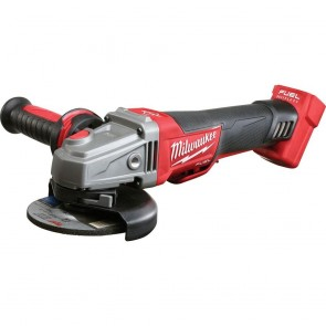 Milwaukee M18 FUEL Cordless 4-1/2 in. - 5 in. Braking Angle Grinder (Bare Tool)