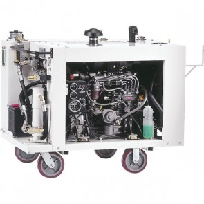 Diamond Products CB48D Hydraulic Power Unit with 48HP Yanmar Diesel Motor