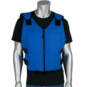 PIP EZ-Cool® Premium Phase Change Active Fit Cooling Vest with Insulated Cooler Bag