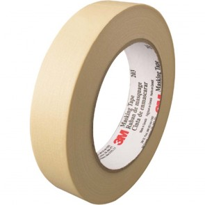 3M General Purpose Masking Tape Beige, 24 mm x 55 m 4.7 mil