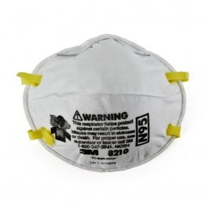 3M N95 Dust Mask per Pc