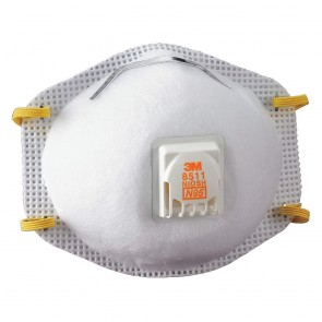 3M Filtering Face piece Respirators Particulate N95
