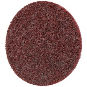 3M Scotch-Brite® Roloc™ Non-Woven Finishing Disc - 2 in Disc Dia, Aluminum Oxide, 25000 RPM