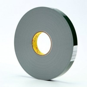 3M™ VHB™ Tape White, 3/8 in x 36 yd 45.0 mil