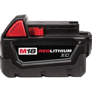Milwaukee M18 18V XC High Capacity Lithium-Ion Battery Pack