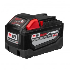 Milwaukee M18  REDLITHIUM HIGH DEMAND 9.0 Battery Pack