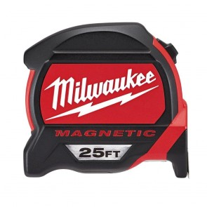 Milwaukee 25 ft. Magnetic Tape Measure
