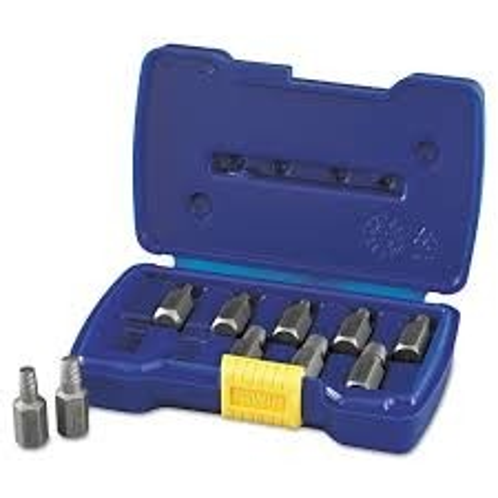 Irwin 10pc Multi Spline Extractor Set