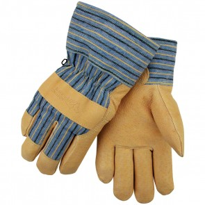 Revco/Black Stallion® Grain Pigskin Palm Winter Work Glove,Medium