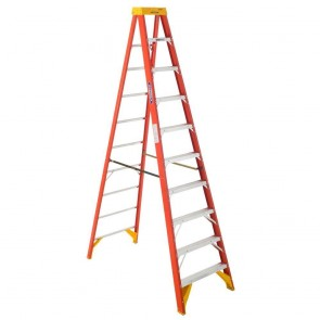 Werner 10ft Type IA Fiberglass Stepladder
