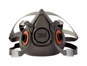 3M™ Half Facepiece Reusable Respirator, Large