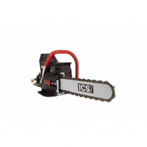 ICS 680ES GC Gas Saw Package with 14 In. guidebar and TwinMAX™ Chain