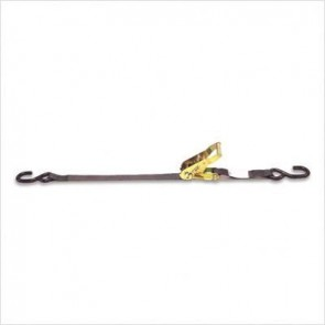 "Lift All 1""X15' 700lb Open Hook Ratchet Strap"