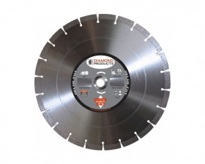 "Diamond Products 14"" x .125 Delux-Cut High Speed Diamond Blade"