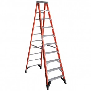 Werner 10ft Type IAA Fiberglass Stepladder