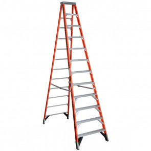 Werner 12ft Type IAA Fiberglass Stepladder