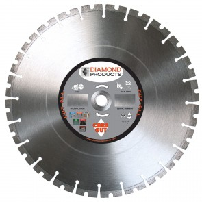 """Diamond Products 14"""" x .125 Cut-ALL Multi-Purpose High Speed Specialty Blade"""