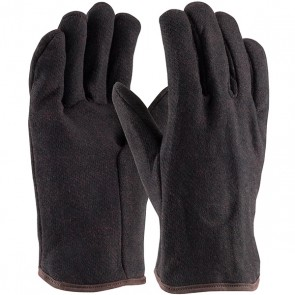 PIP® Heavy Weight Cotton / Polyester Jersey Glove with Red Jersey Liner - Men's